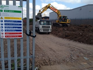 Green & Country Ltd | Haulage, Muck away specialists Birmingham
